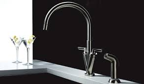 brizo faucets kitchen kitchen faucets brizo trevi lever collection