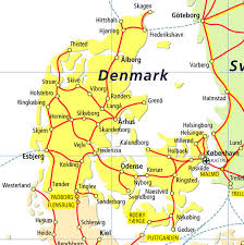 rail europe map denmark eurail pass rail plus australia
