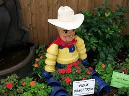 cowboy clay potted craft so cute i see this at the camper
