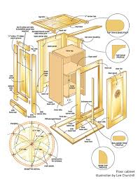 floor cabinet woodworking plans woodshop plans bathroom cabinet