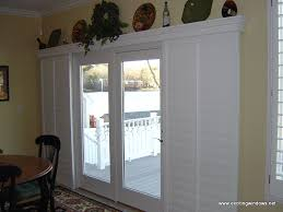 Best Blinds For Sliding Windows Ideas Sliding Shutters For A Sliding Glass Door Good Ideas