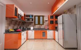 grey white and black kitchen ideas orange paint colors for living