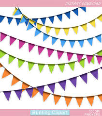 Flag Banner Clip Art Bunting Clipart Bunting Flags Clipart Flag Banner Clipart Party