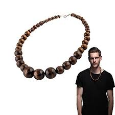 bead necklace images images Mens bead necklace jpg