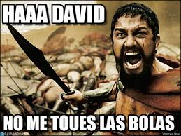 Memes De David - haaa david 300 spartan meme on memegen