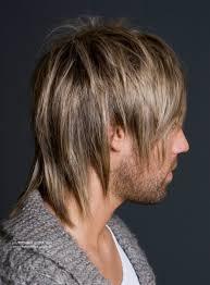 men long layered hairstyles wild men u0027s hairstyle razor cut long