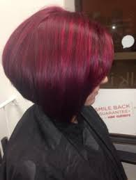peek a boo underneath looks like galaxy hair cuttery lebanon