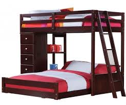 Rustic Bunk Bed Plans Twin Over Full by 32 Best Bunkbed Ideas Images On Pinterest 3 4 Beds Full Bunk