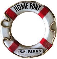 personalized preserver personalized preserver ring boat throw rings