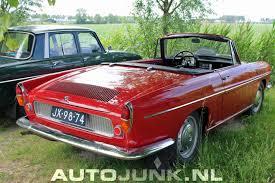 1964 renault caravelle renault old timers foto u0027s autojunk nl 198023