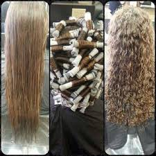 perm for grey hair grey perm rod long 2 chemical texture pinterest perm perms