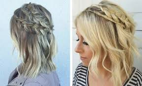 hairstyle with 2 shoulder braids 17 chic braided hairstyles for medium length hair stayglam