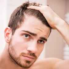 cure for male pattern baldness regain your youth