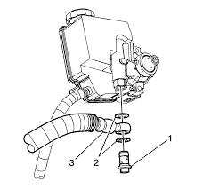 repair instructions power steering pump replacement l26 2007