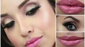 tutorial glam smokey brown eyes full face makeup arabic makeup tutorial video dailymotion urdu new celebrity