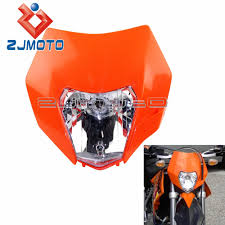 bike motocross supermoto headlight motorcycle promotion shop for promotional