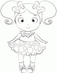 baby doll coloring pages precious moments coloring pages and cake