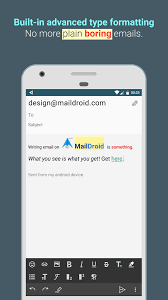 advanced systemcare for android maildroid pro email application android apps on play