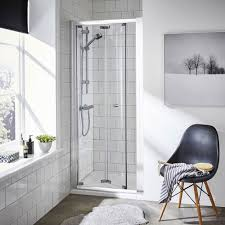 shower riveting ionic bifold shower door enrapture twyford