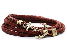 bracelet leather anchor images The original leather anchor bracelet kjpeu jpg