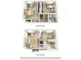 one bedroom townhomes 1 3 bed apartments arlington townhomes apartments