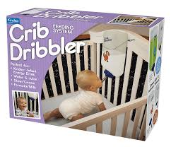Meme Baby Products - crib dribblerstandard size prank pack