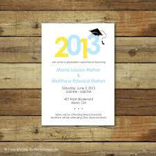 graduation open house invitations template graduation open house invitation template best party