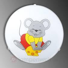 hängele kinderzimmer bunte kinderzimmer deckenleuchte mouse 30 cm kaufen lenwelt de