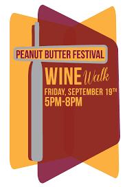 Wapiti Ridge Wine Cellars - new bethlehem peanut butter festival to kick off with wine walk