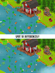 hay day competition spot the differences