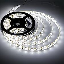 Outdoor Led Light Strips Amazon Com Battery Powered Led Strip Lights Geekeep Waterproof