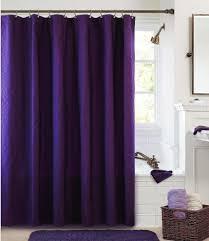purple walmart shower curtain for look purple shower curtain