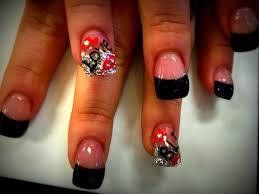 acrylic curve nails hump nails bubble nails part 1 nail