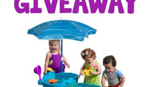 step 2 rain showers splash pond water table step2 rain showers splash pond water table giveaway