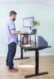 Best Desk by Best Adjustable Height Desks Vs Stand Up Desks Greenvirals Style
