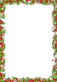 christmas png frame with mistletoes free frames to use in photo