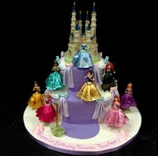 cinderella birthday cake topper decorating of party