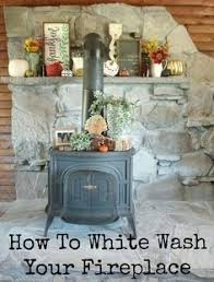 White Washed Stone Fireplace Life by White Washed Stone Fireplace Virginia Paint Colors And Light