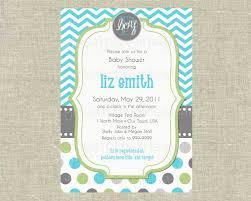 baby shower invitations amazing boy baby shower invitations easy
