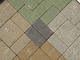 Floor Tile Patterns Cast Stone And Floor Tile Pattern Texture Stock Photo Picture And