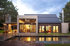 pool lighting modern and rustic home in boulder colorado awesome