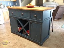 Homemade Kitchen Island Ideas by Easy Kitchen Island Plans Home Decoration Ideas