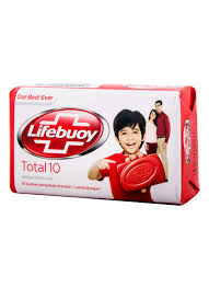 Sabun Lifebuoy lifebuoy sabun mandi ts 45600 total 10 bar 75g klikindomaret
