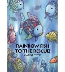 rainbow fish sea monsters u0027 cave marcus pfister scholastic