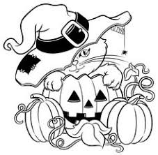 halloween coloring pages 100 free printable halloween coloring