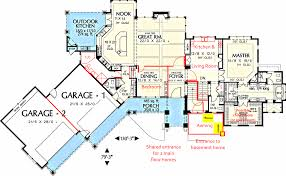 Open Floor Plan Decorating Pictures by Pictures Big Houses Floor Plans The Latest Architectural Digest