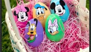 minnie mouse easter egg new paper craft disney mickey minnie mouse easter egg stands