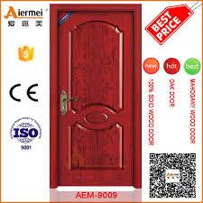 wooden door designs for indian homes veneer interior door moulding