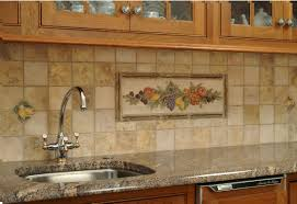 cool ceramic tile backsplash ideas the kitchen back wall of