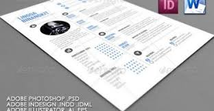 Resume Indesign Template Free 20 Programmer Resume Templates Free Psd Pdf Word